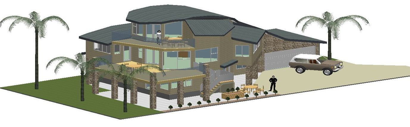 Murray Weatherly Architectural Design - 1